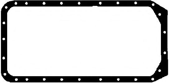 Прокладка масляного поддона CORTECO 028160P
