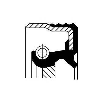 Сальник первичного вала CORTECO 12012249B