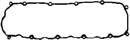 Прокладка клапанной крышки CORTECO 440338P