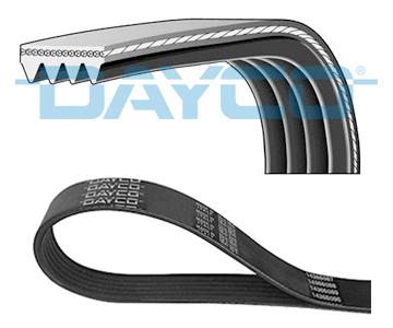 Клиновой ремень DAYCO 4PK1050