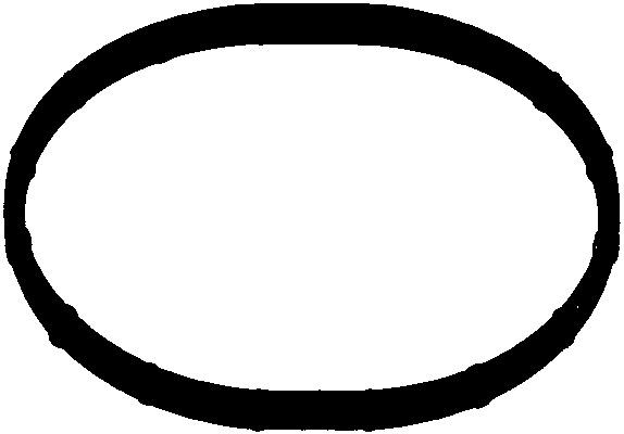 Прокладка впускного коллектора ELRING 248460