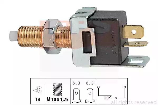 Выключатель стоп-сигнала EPS 1810017