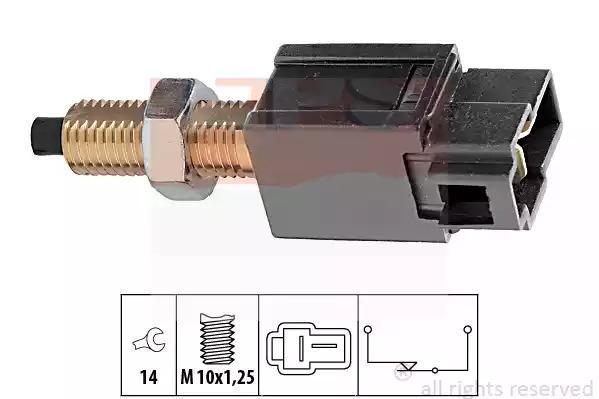 Выключатель стоп-сигнала EPS 1810169