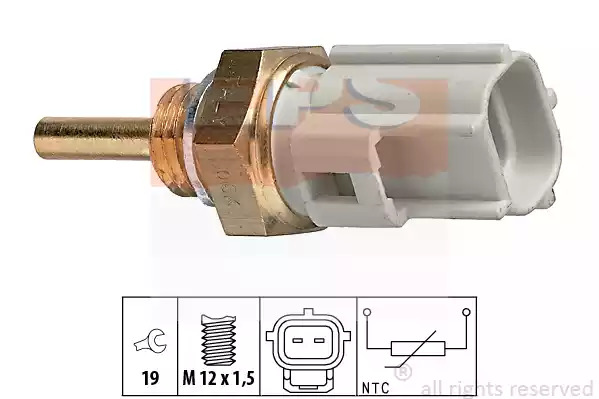 Датчик включения вентилятора EPS 1830323