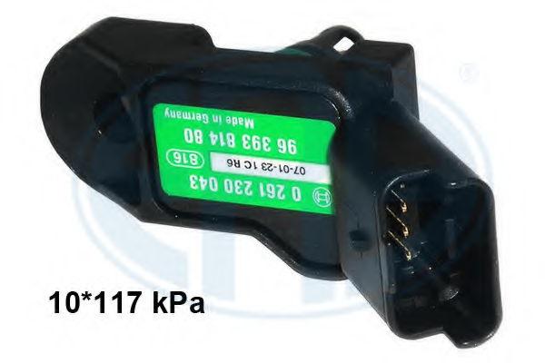 Датчик давления наддува ERA 550133