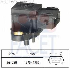 Датчик давления наддува FACET 103117