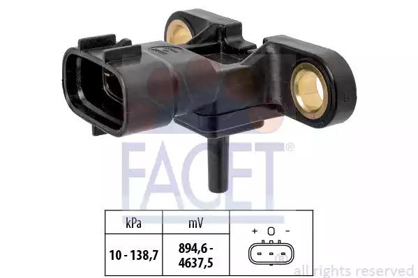 Датчик давления наддува FACET 103213