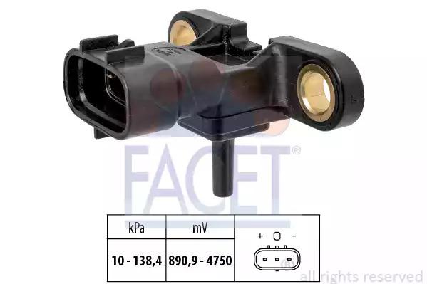 Датчик давления наддува FACET 103217