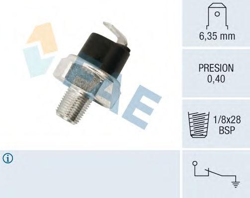 Датчик давления масла FAE 11730