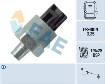 Датчик давления масла FAE 12549