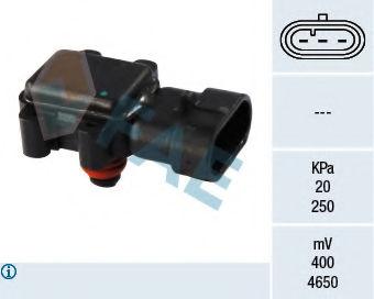 Датчик давления наддува FAE 15018