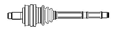 ШРУС FARCOM 134007