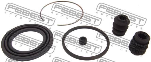 Ремкомплект тормозного суппорта FEBEST 0475N21F