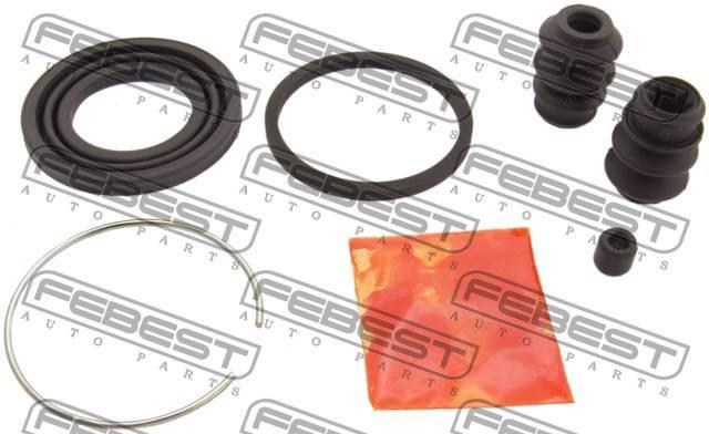 Ремкомплект тормозного суппорта FEBEST 0475V45R