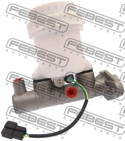 Главный тормозной цилиндр FEBEST MBCV45W