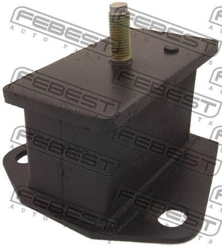 Подушка двигателя FEBEST MM02