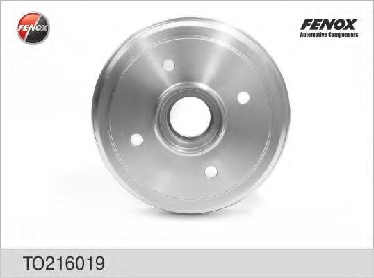 Тормозной барабан FENOX TO216019