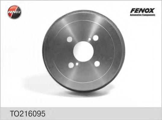 Тормозной барабан FENOX TO216095