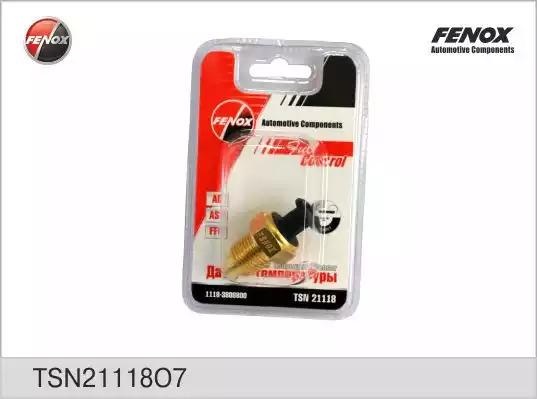 Датчик температуры охлаждающей жидкости FENOX TSN21118O7