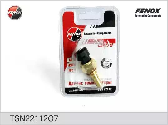 Датчик температуры охлаждающей жидкости FENOX TSN22112O7