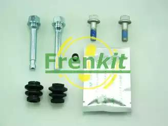 Комплект направляющей суппорта FRENKIT 808034