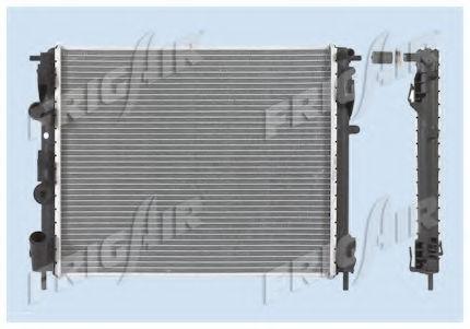 Радиатор охлаждения двигателя FRIGAIR 01093072