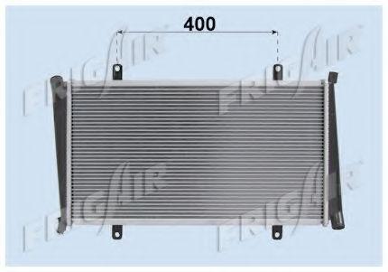 Радиатор охлаждения двигателя FRIGAIR 01113007