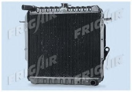 Радиатор охлаждения двигателя FRIGAIR 01152008