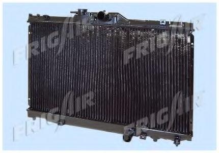 Радиатор охлаждения двигателя FRIGAIR 01152100