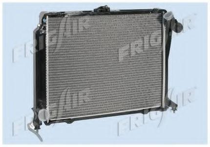 Радиатор охлаждения двигателя FRIGAIR 01153003