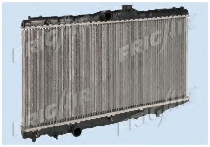 Радиатор охлаждения двигателя FRIGAIR 01153012