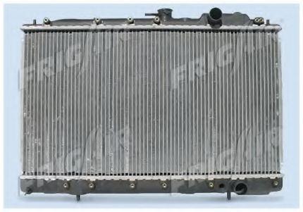 Радиатор охлаждения двигателя FRIGAIR 01163003