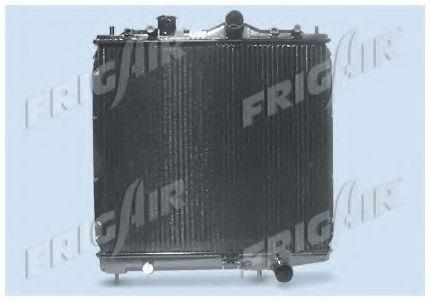 Радиатор охлаждения двигателя FRIGAIR 01163009