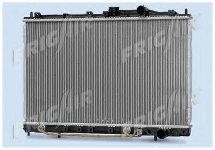 Радиатор охлаждения двигателя FRIGAIR 01163011