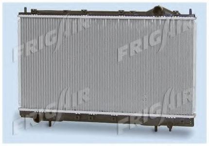 Радиатор охлаждения двигателя FRIGAIR 01163012