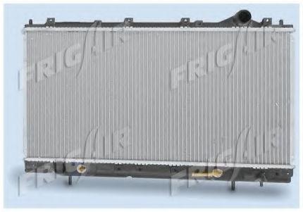 Радиатор охлаждения двигателя FRIGAIR 01163013