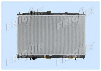 Радиатор охлаждения двигателя FRIGAIR 01163016