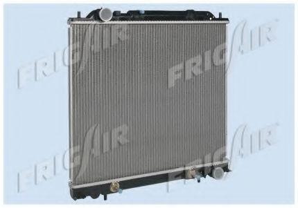 Радиатор охлаждения двигателя FRIGAIR 01163017