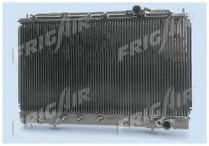 Радиатор охлаждения двигателя FRIGAIR 01163022