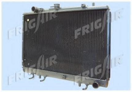 Радиатор охлаждения двигателя FRIGAIR 01163025