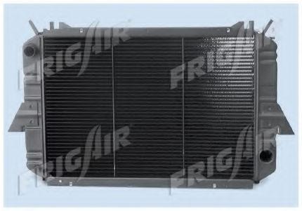 Радиатор охлаждения двигателя FRIGAIR 01212001