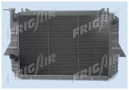 Радиатор охлаждения двигателя FRIGAIR 01212002
