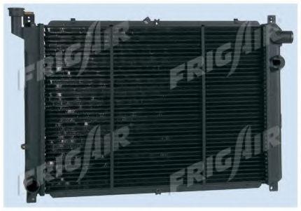 Радиатор охлаждения двигателя FRIGAIR 01212006