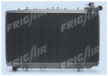 Радиатор охлаждения двигателя FRIGAIR 01212007