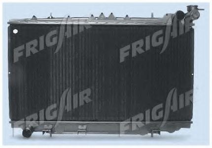 Радиатор охлаждения двигателя FRIGAIR 01212008