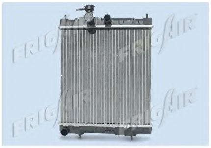 Радиатор охлаждения двигателя FRIGAIR 01212011