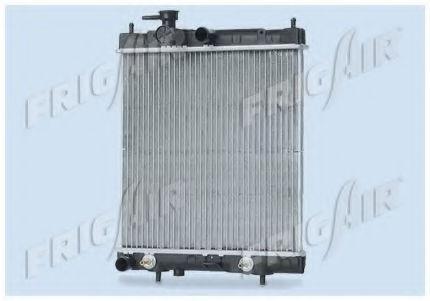 Радиатор охлаждения двигателя FRIGAIR 01212013