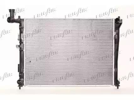 Радиатор охлаждения двигателя FRIGAIR 01283119