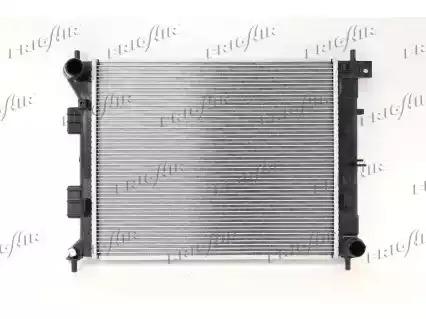 Радиатор охлаждения двигателя FRIGAIR 01283134