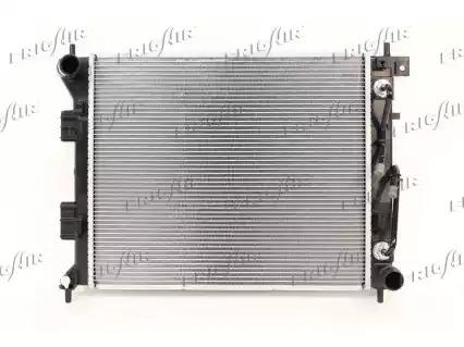 Радиатор охлаждения двигателя FRIGAIR 01283135